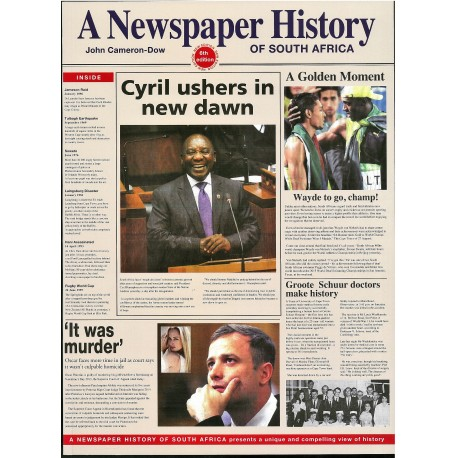 Newspaper HIstory of South Africa - 6th Edition