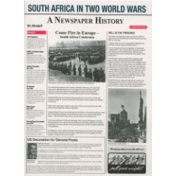 South Africa in Two World Wars - A Newspaper History